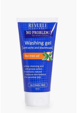 Washing Gel With Tea Tree Oil For Blemishes