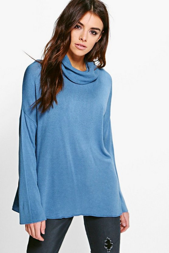Kate Roll Neck Jumper