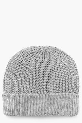 Lucia Fishermans Knit Beanie Hat