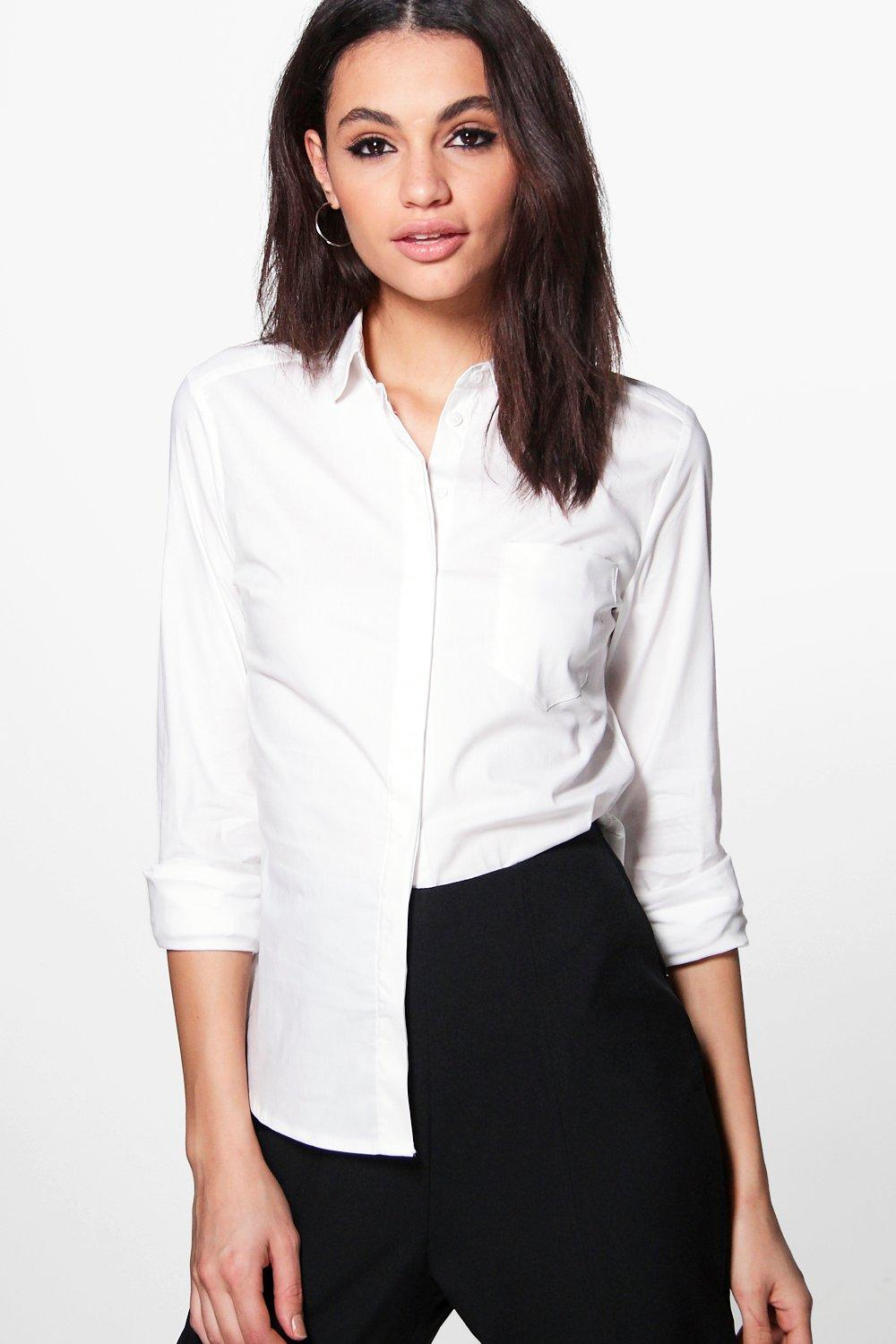 Tia Tailored Shirt