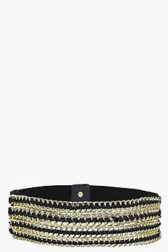 Claire Chain Detail Waist Belt