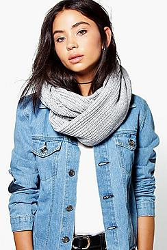 Taylor Fishermans Knit Oversize Snood
