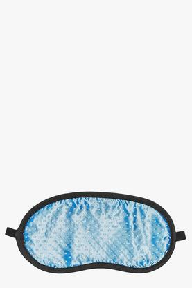 Polka Dot Spotty Satin Eye Mask