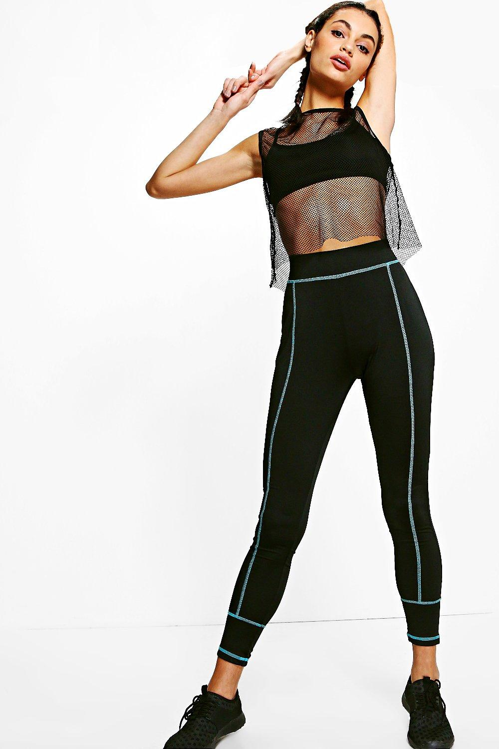 Lara Fit Running Leggings black