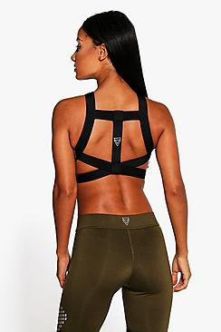 Charlotte Fit T Bar Sports Bra
