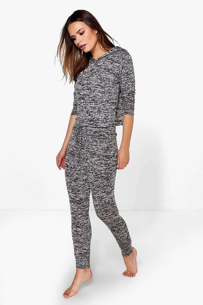 Molly Hoody + Jogger Knitted Loungeset