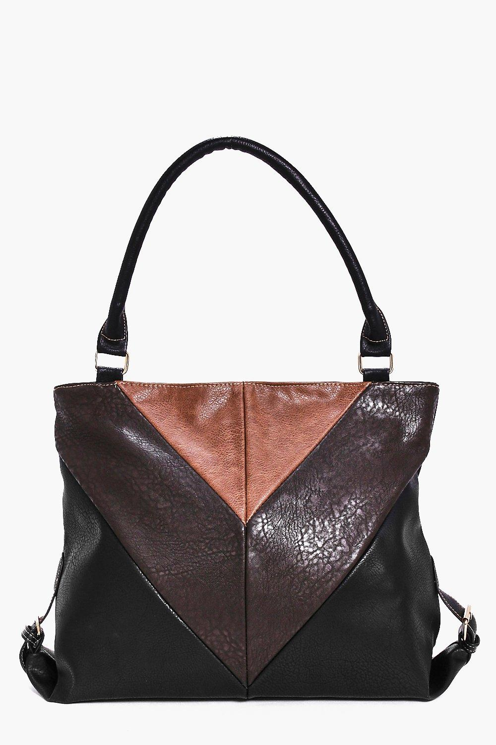 Lyla Colour Block Day Bag