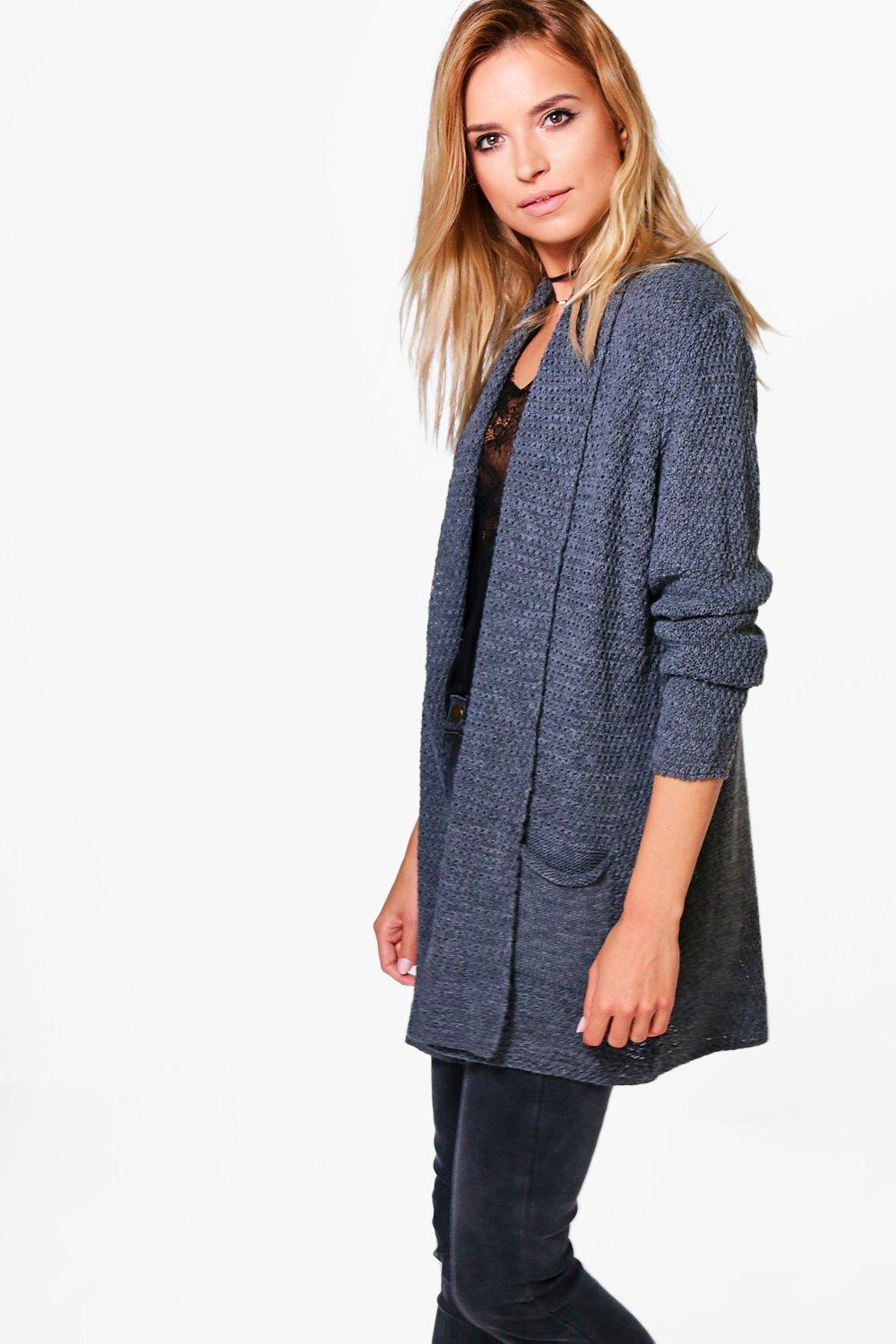 Maisie Shawl Collar Cardigan
