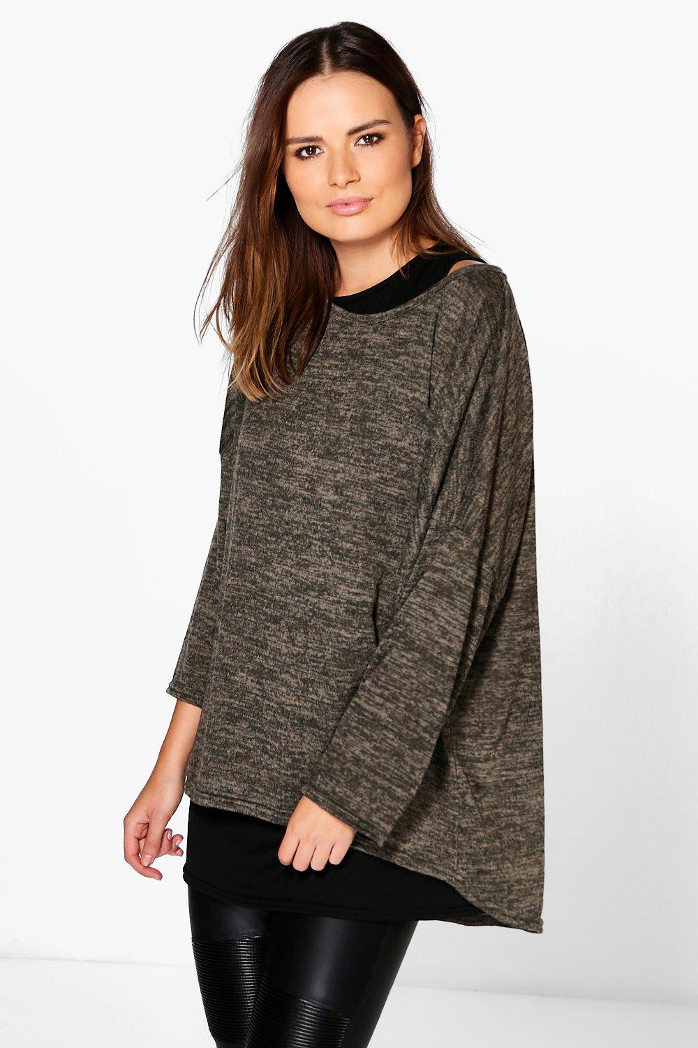 Kate Oversized 2 In 1 Jumper