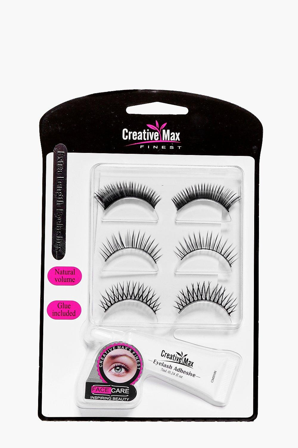 Extra Length Eyelashes