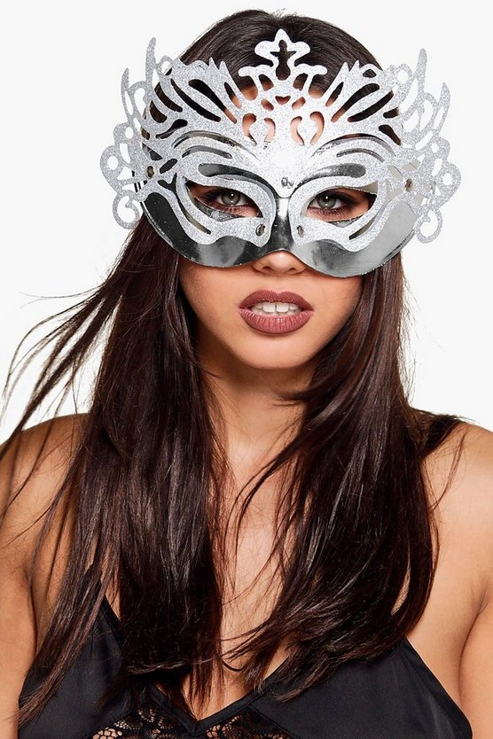 Elsa Filigree Halloween Mask
