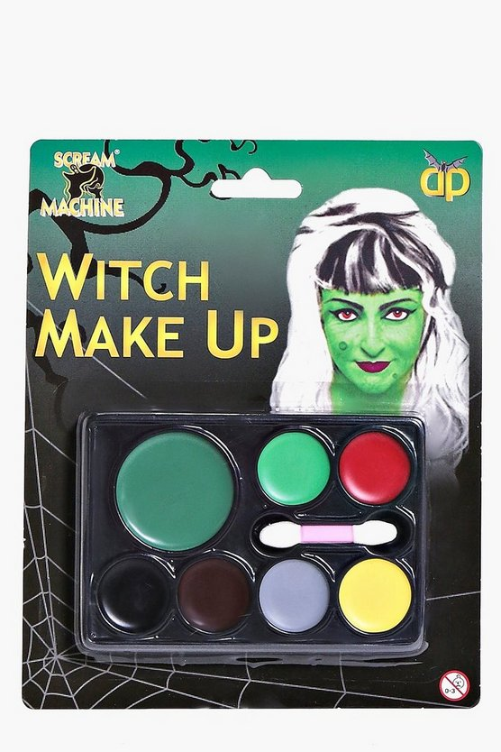 Halloween Witch Make Up Set