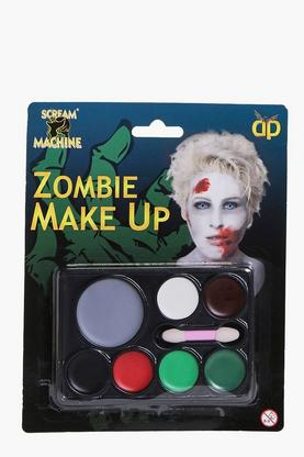 Halloween Zombie Make Up Kit