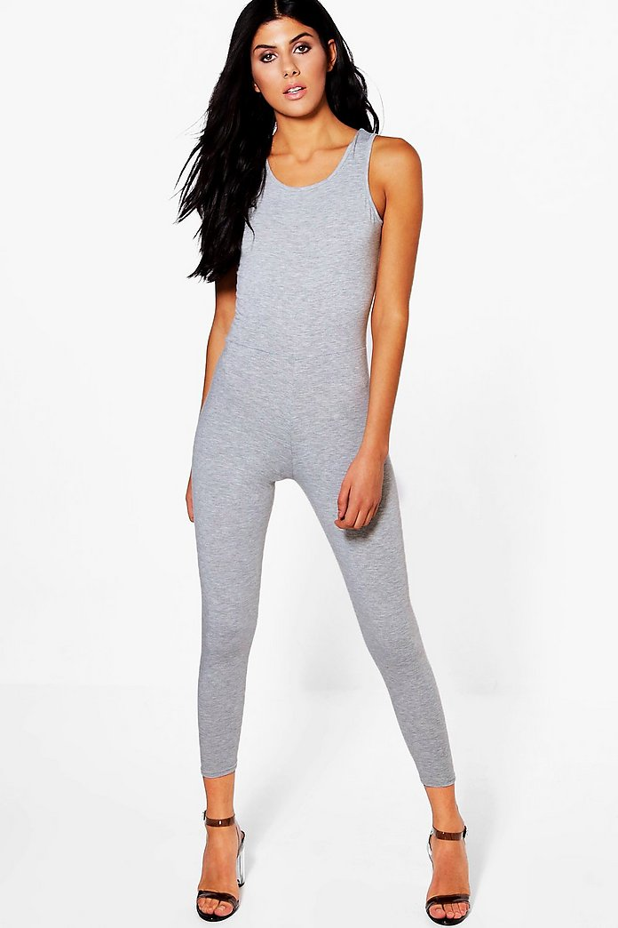 Hannah Super Slim Unitard