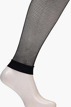 Abbie Footless Fishnet Tights