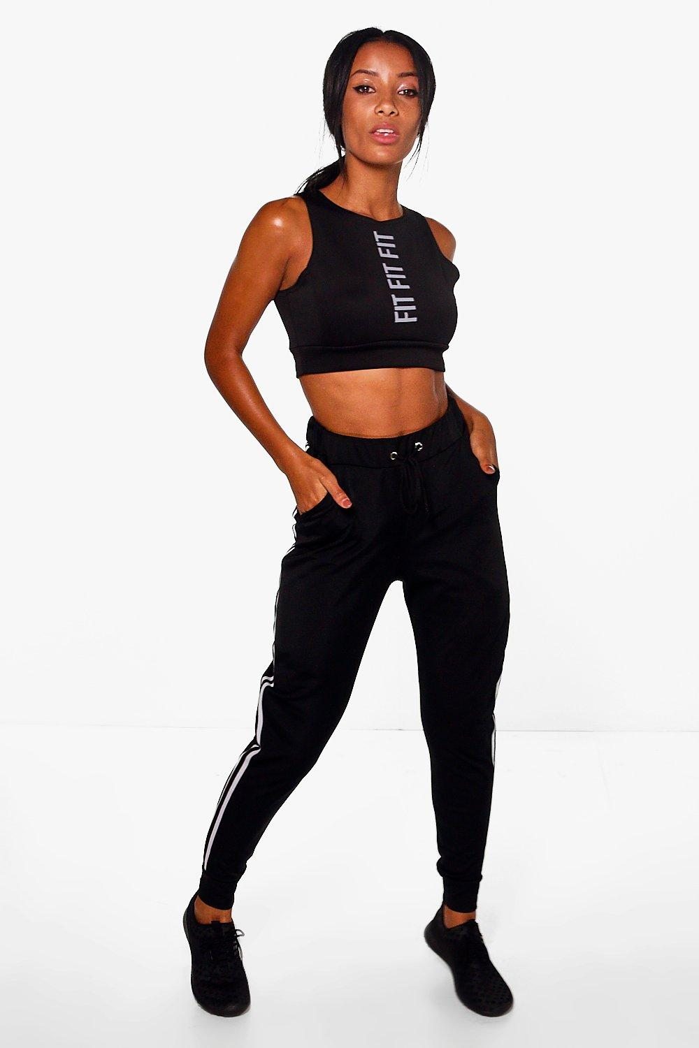 Lucy Fit Sports Luxe Tracksuit Bottoms
