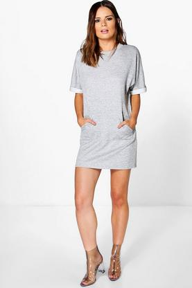 Harley Pocket Sweat Dress