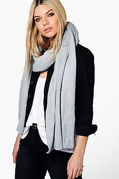 Ella Supersoft Oversize Blanket Scarf
