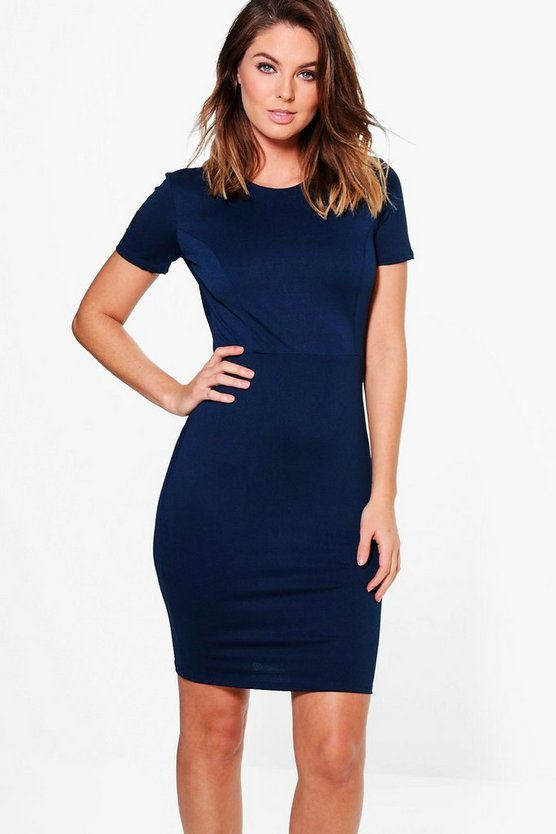 Holly Fitted Tailored Dress