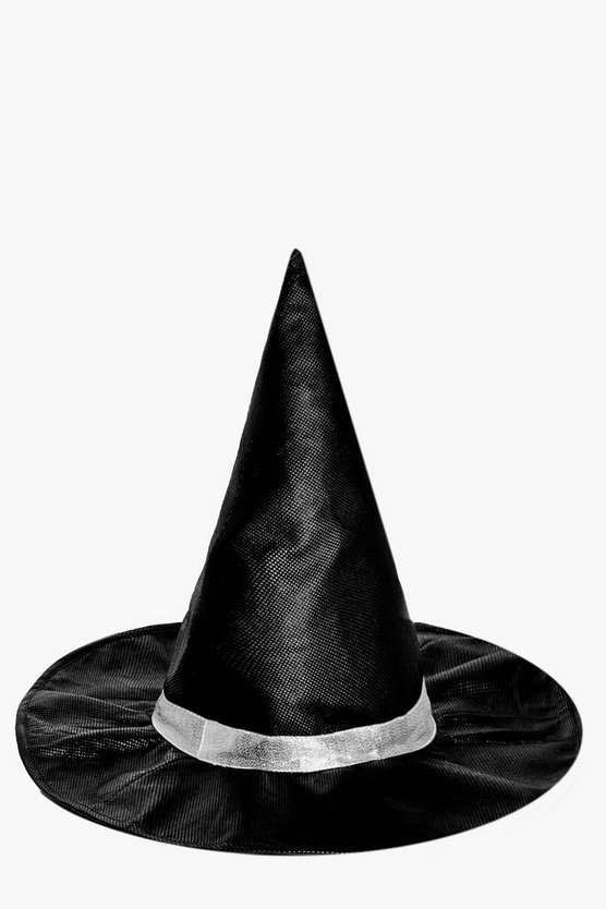 Halloween Fancy Dress Witch Hat