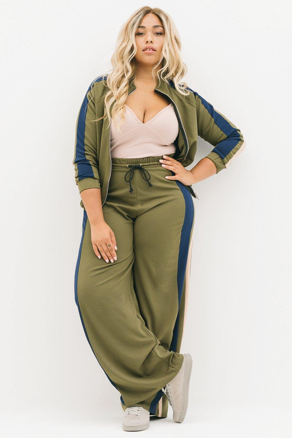 Jordyn 3 Side Stripe Pant