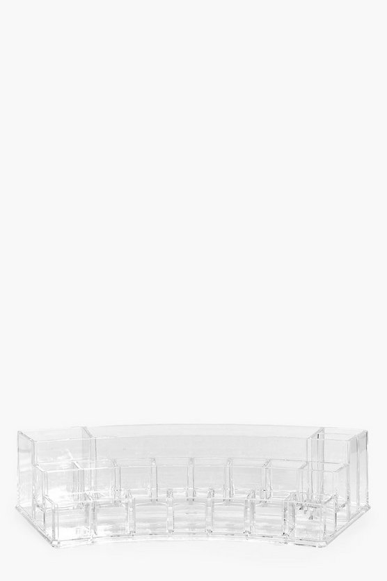 Curved Cosmetic Organiser