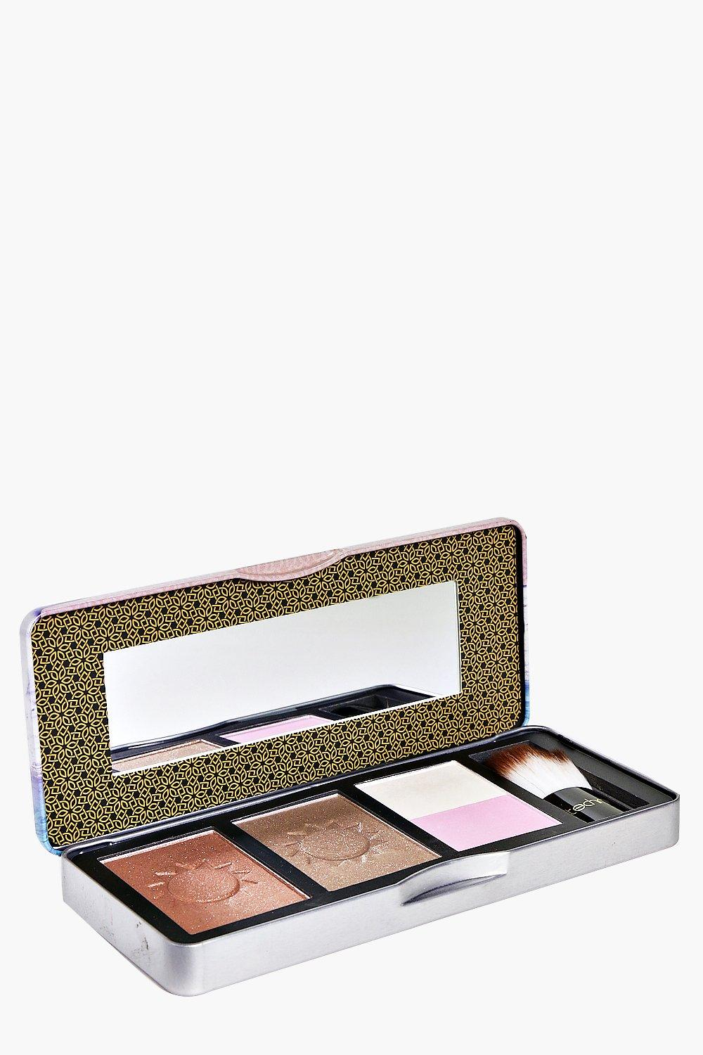 Bronzing and Highlighter Contour Gift Set