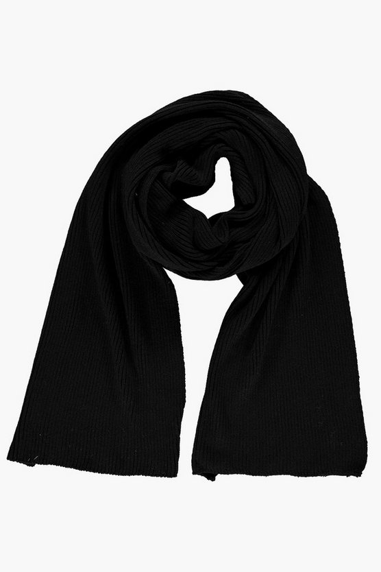 Abigail Supersoft Extra Long Knit Scarf