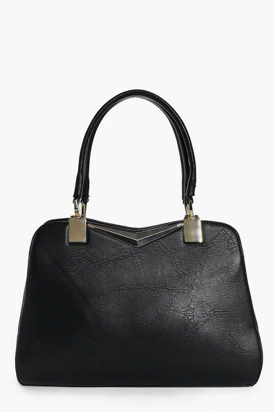 Sophie Metal Detail Day Bag