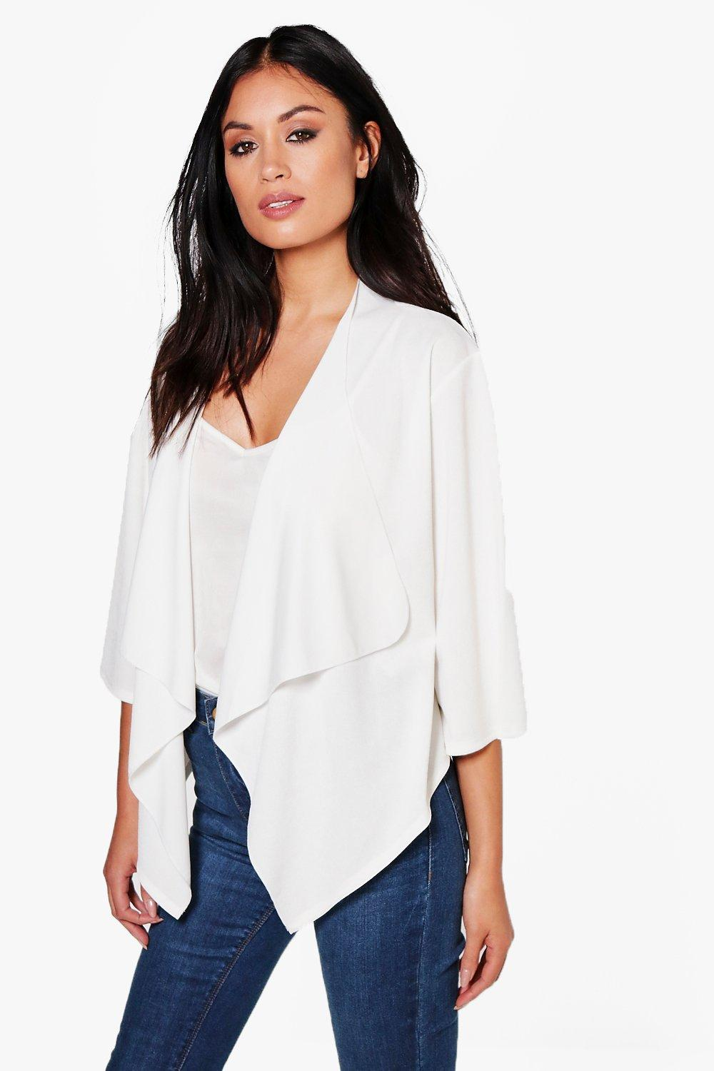 Molly Waterfall Blazer