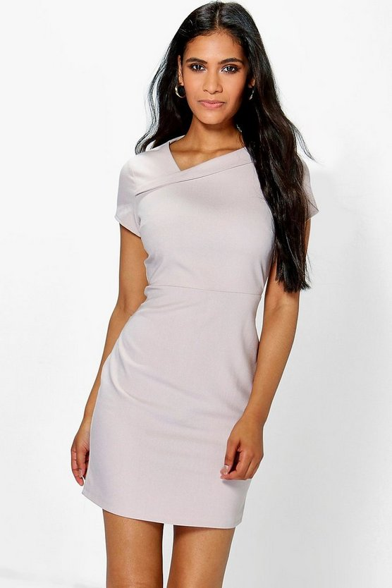 Eloise Woven Tailored Dress