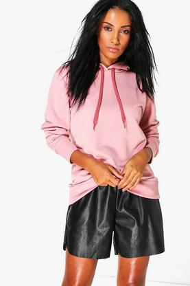 Charlotte FIT Running Hooded Sweat
