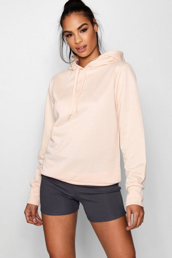 Hollie Athleisure Running Hooded Sweat