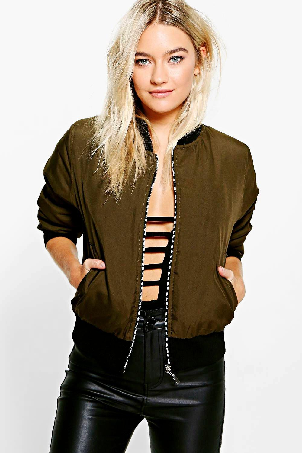 Beatrice Bomber Jacket