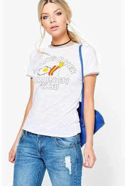Wendy Brunch Club T-Shirt