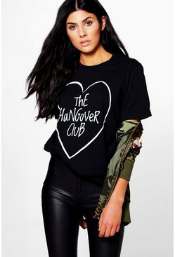 Bailey Hangover Club T-Shirt