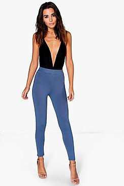 Larah Basic High Waist Leggings