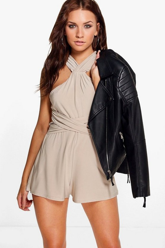 Kia Cross Over Drape Playsuit