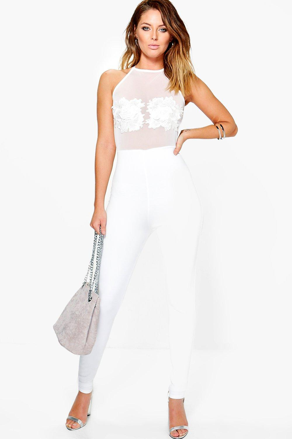 Faye Barely There Jumpsuit