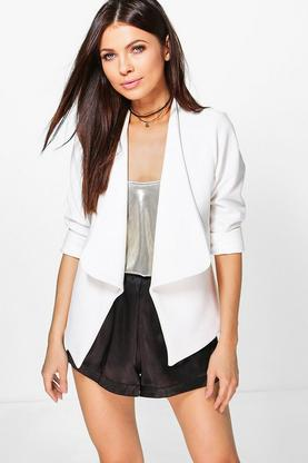 Alice Shawl Collar Blazer