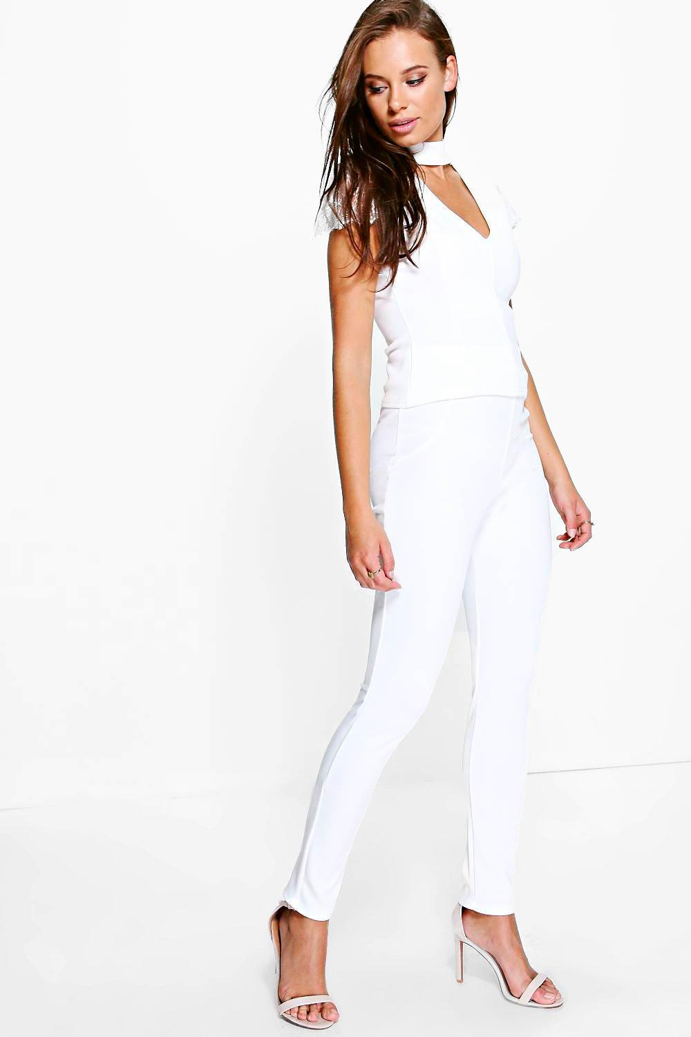 Jasmine Pocket Skinny Trouser