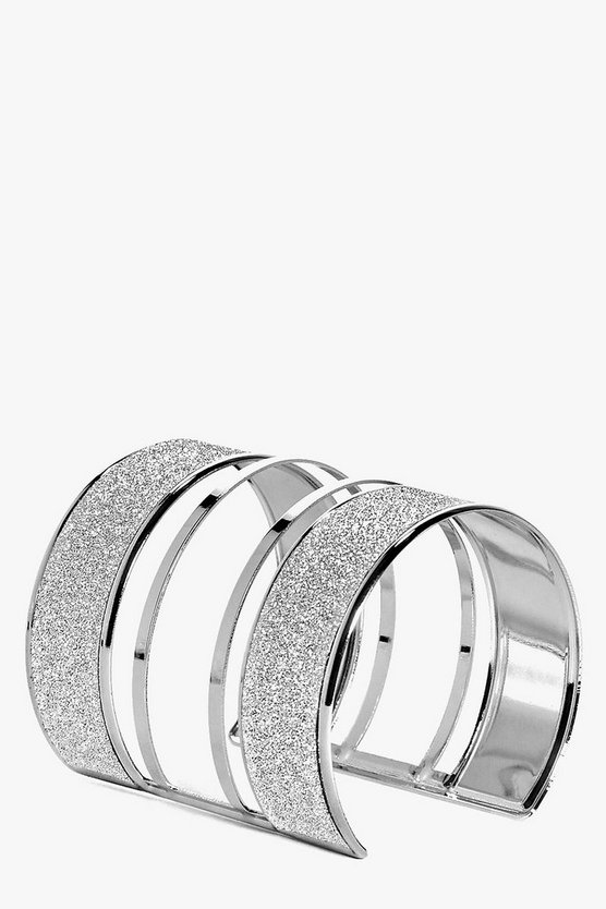 Lucia Diamante Statement Cuff