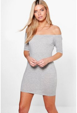 Larisa Bardot Bodycon Dress
