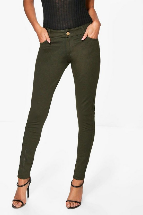 Valentina Super Stretch Highwaist Skinny Trousers