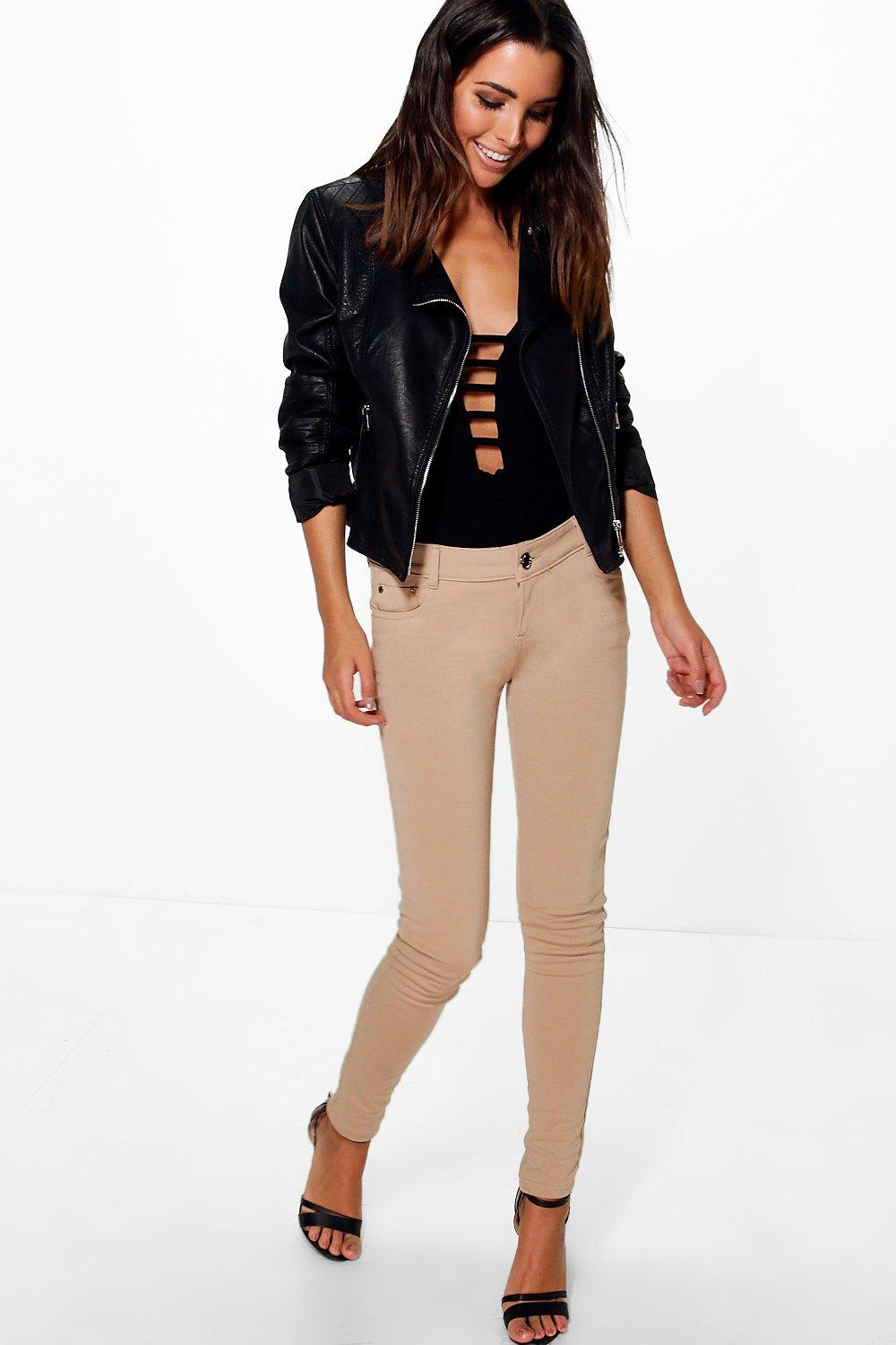 Valentina Super Stretch Skinny Trousers