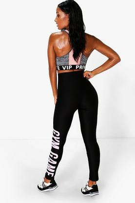 Lauren FIT Gym Game Running Leggings