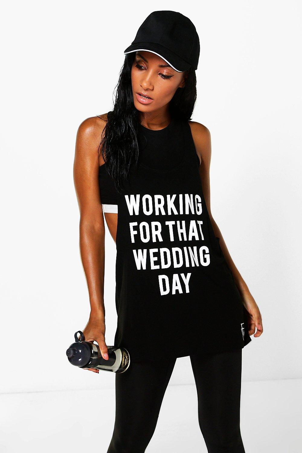 Heather FIT Bridal Running Vest