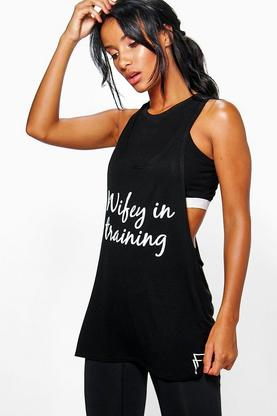 Clara FIT Bridal Running Vest