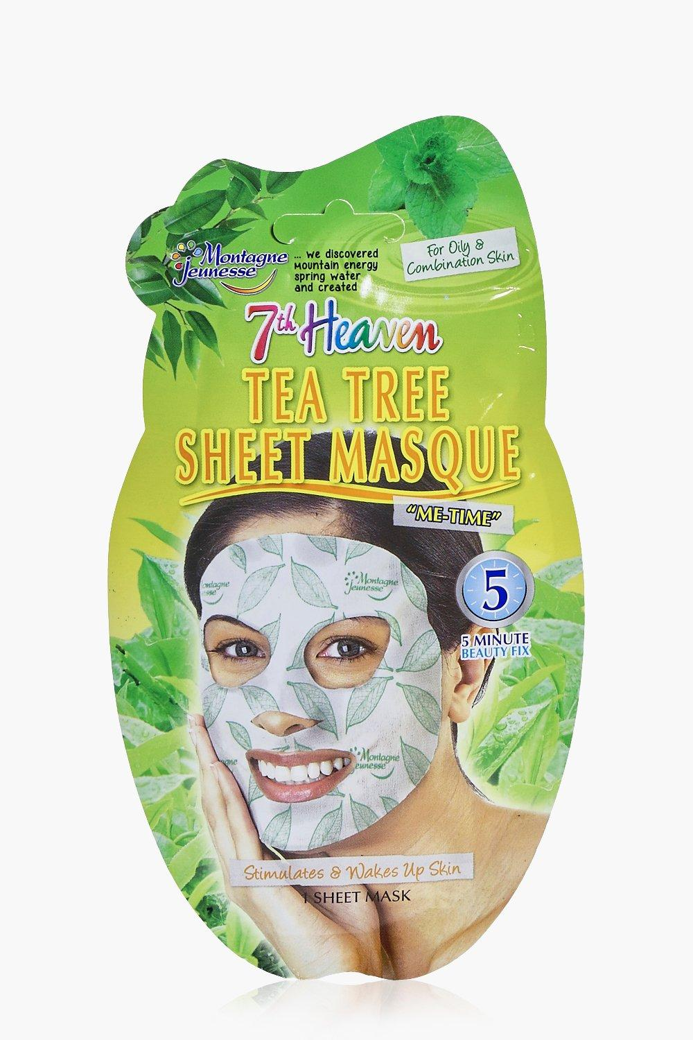Tea Tree Sheet Masque Face Mask