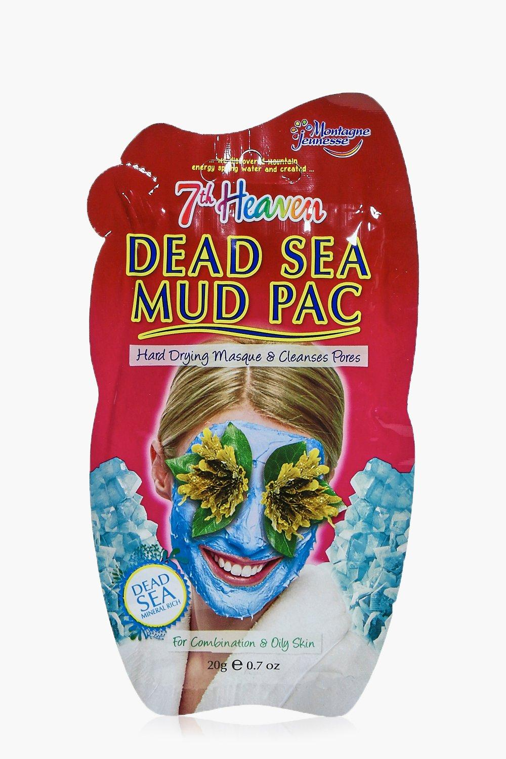 Dead Sea Mud Pac Face Mask